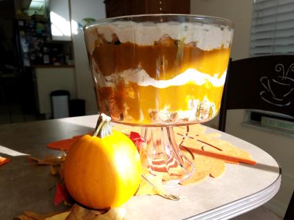 pumpkin-trifle